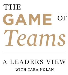 The Game of Teams